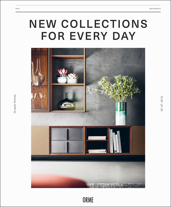 Discover a preview of the new Day Collection