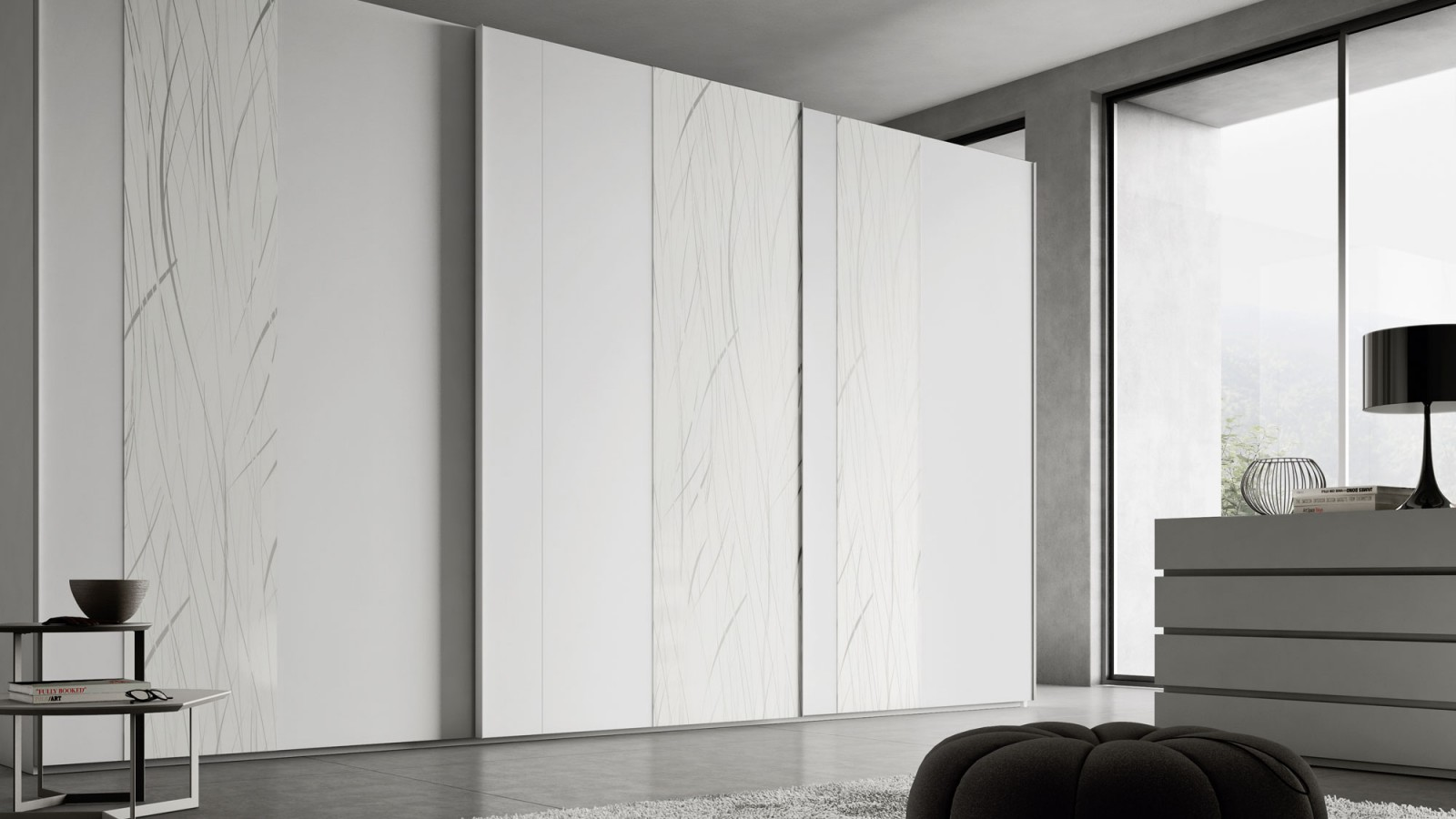 Suite sliding door Orme