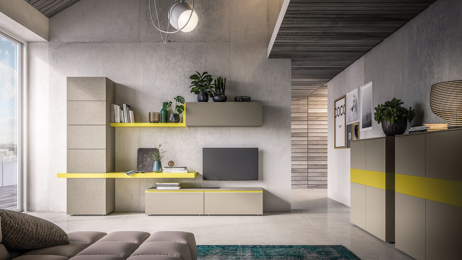 Arredamento Design Low Cost.Design Furniture For The Living Room And Bedroom Spaces Orme