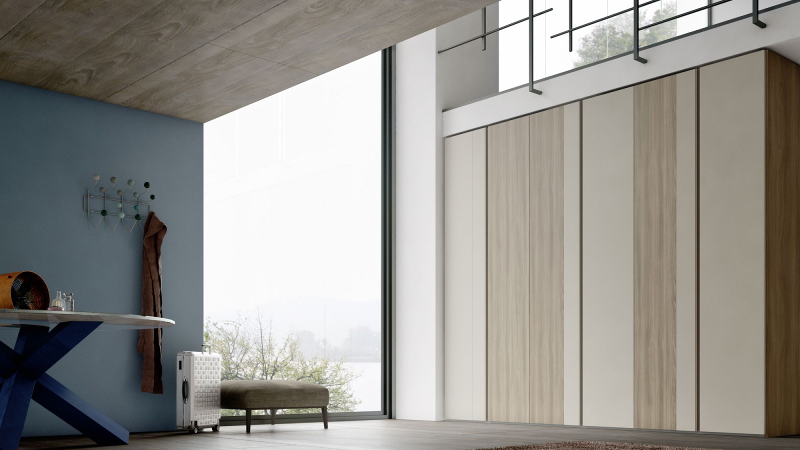 Suite hinged door Orme