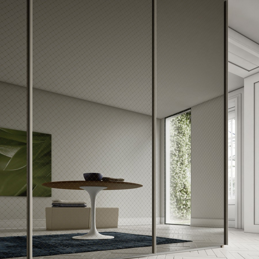 Solaris sliding door Orme