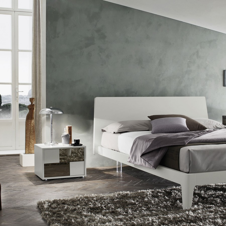 Noe Letto: Wooden Beds, Night Collection