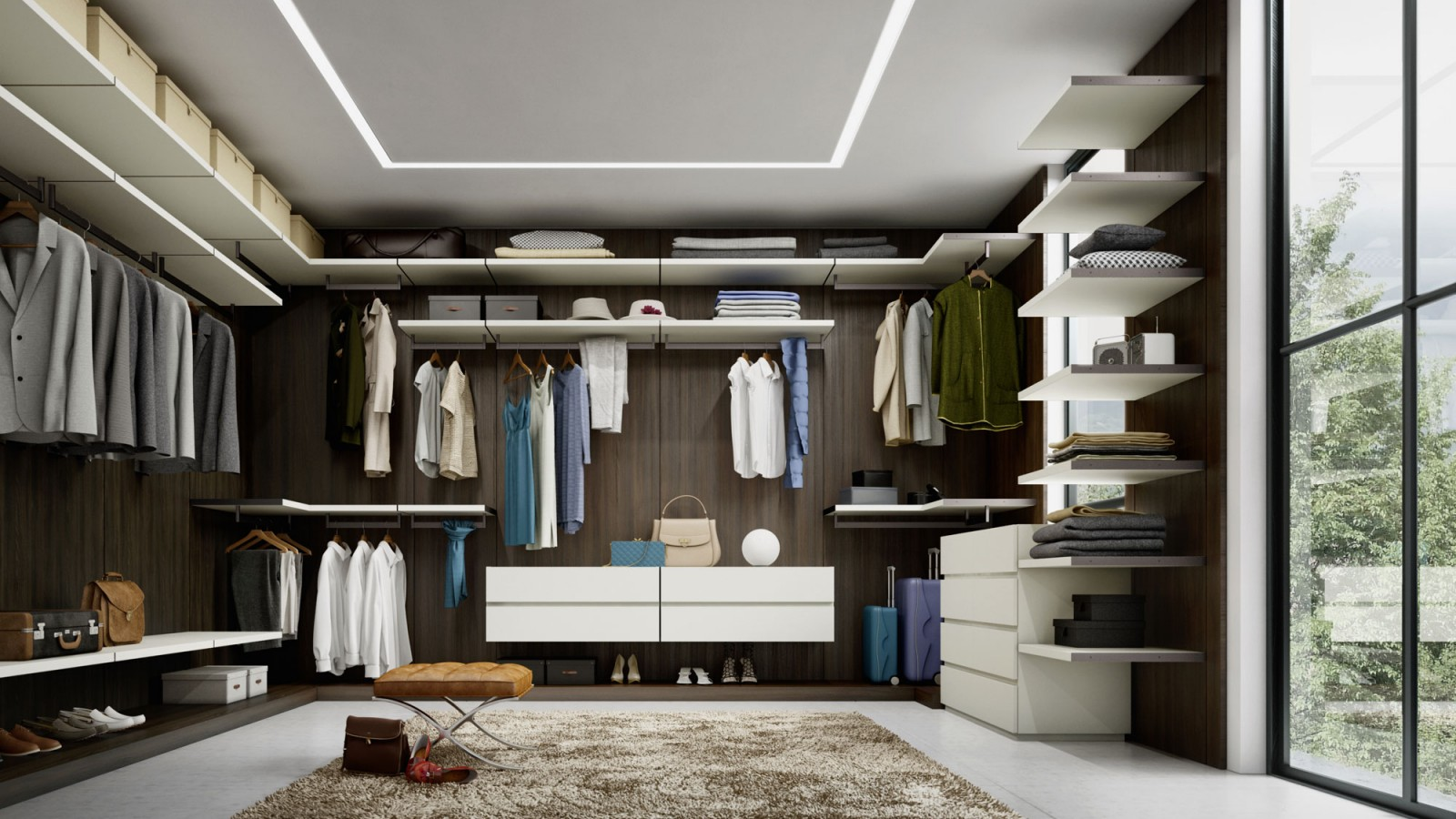 Orme Wardrobe collection