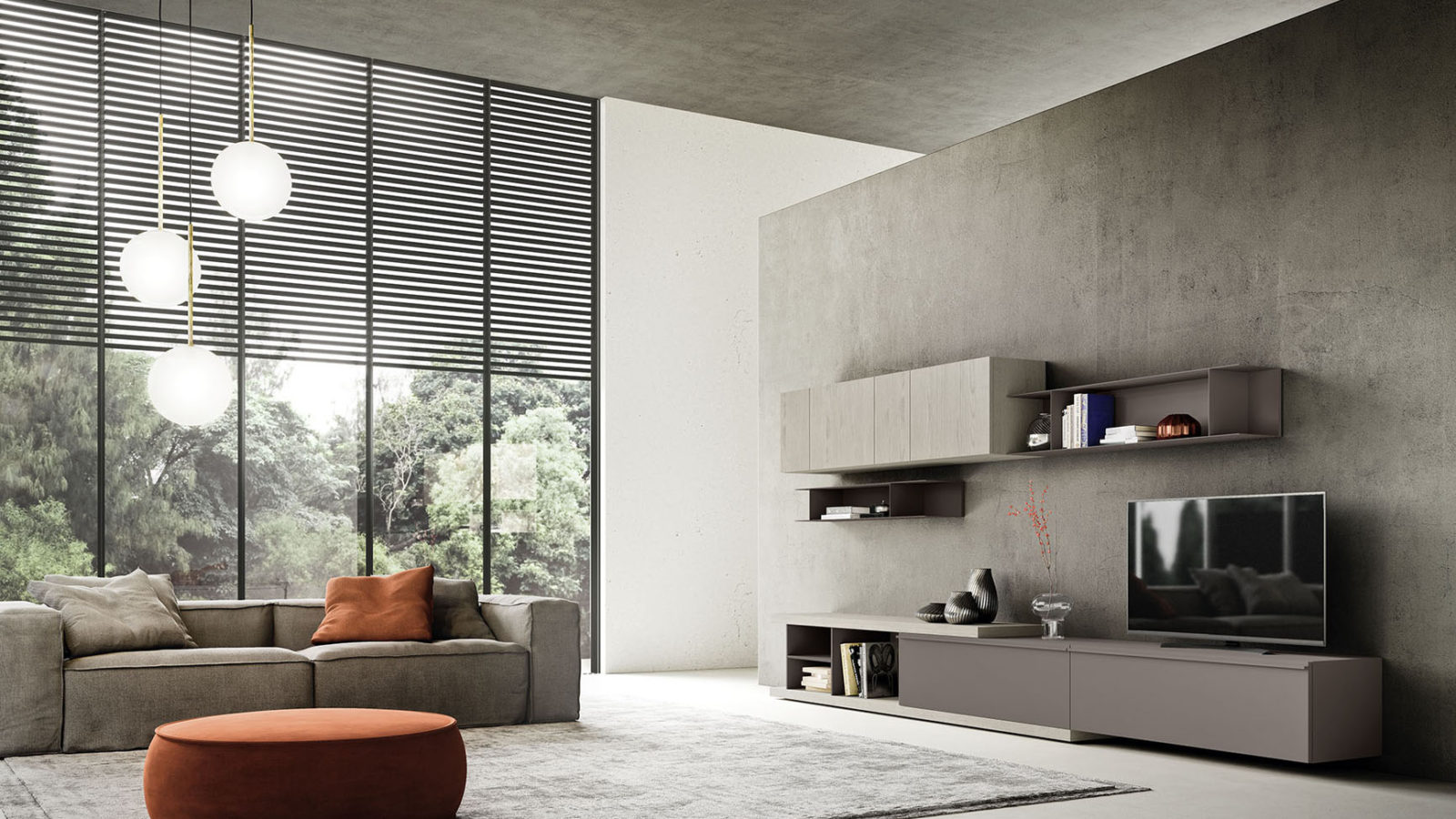 Design Furniture For The Living Room And Bedroom Spaces