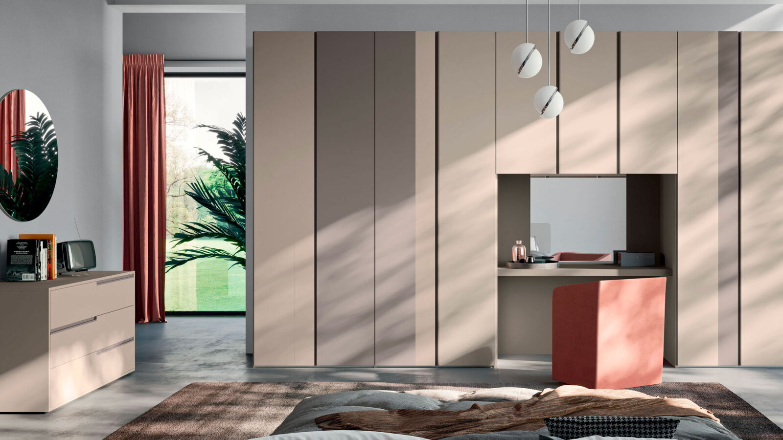 Orme Light Wardrobe collection